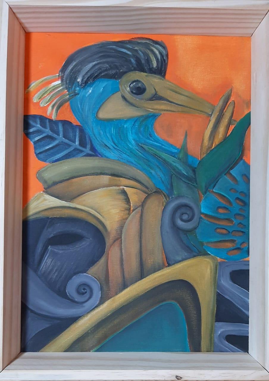 O Duque de Uccello por Cadu Ferreira