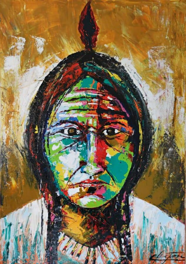 O Índio por Cleiton Yeshua