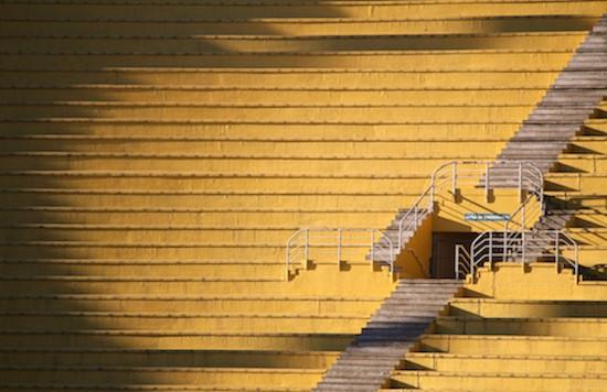 O Vazio - Estádio do Pacaembú, 2019 por Henrique Corregedor