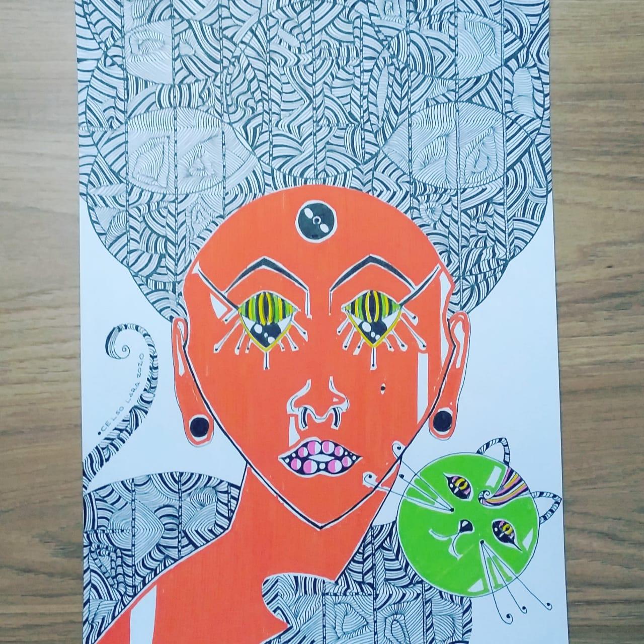 Obra II por Celso Lara