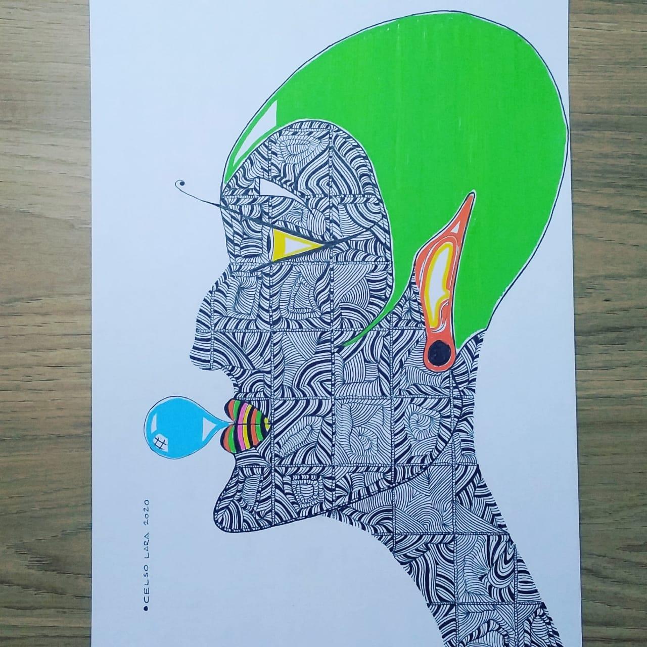 Obra III por Celso Lara