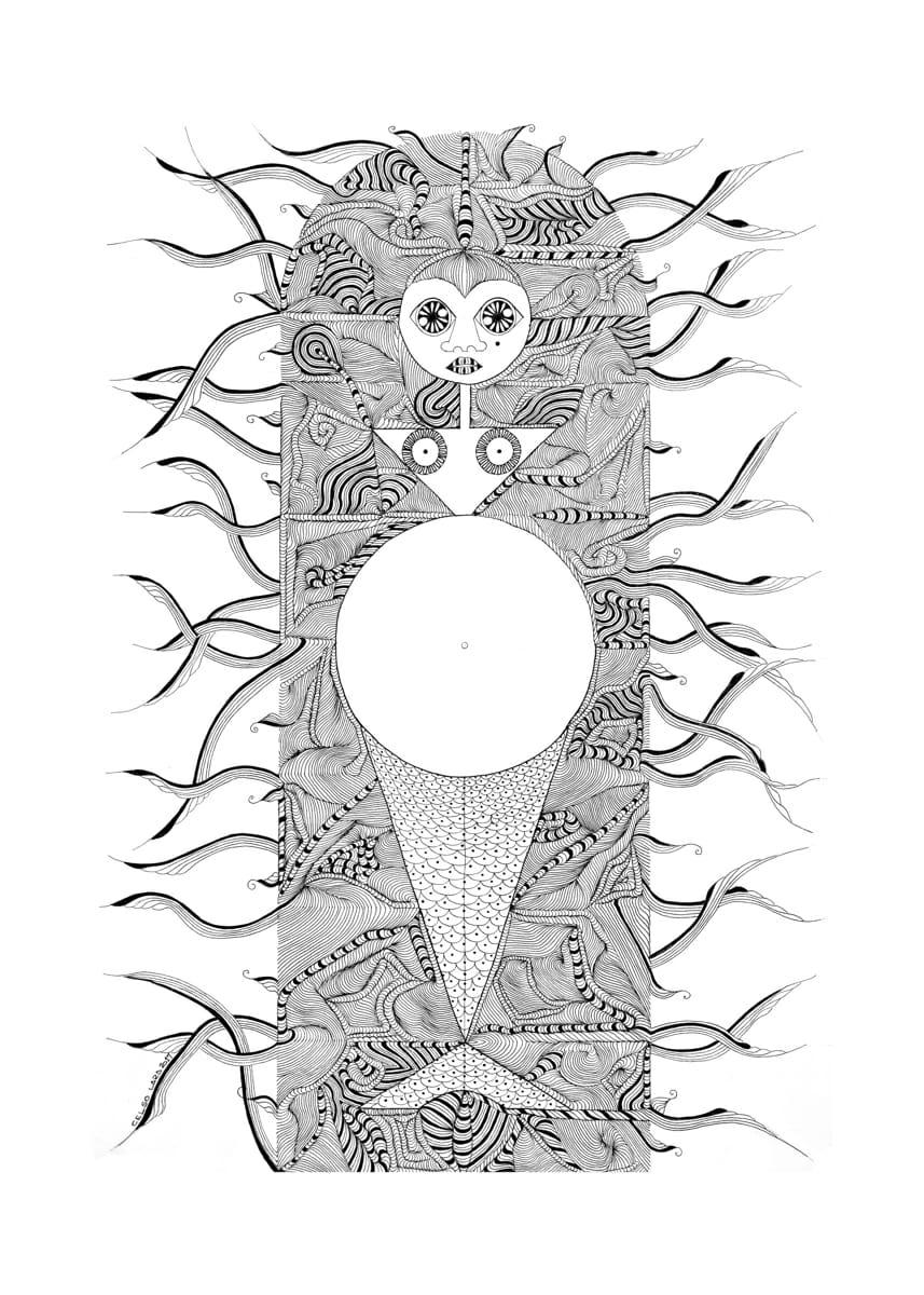 Obra XIV por Celso Lara