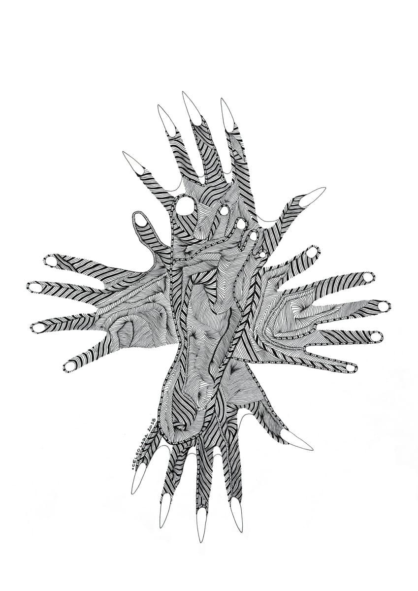 Obra XVII por Celso Lara