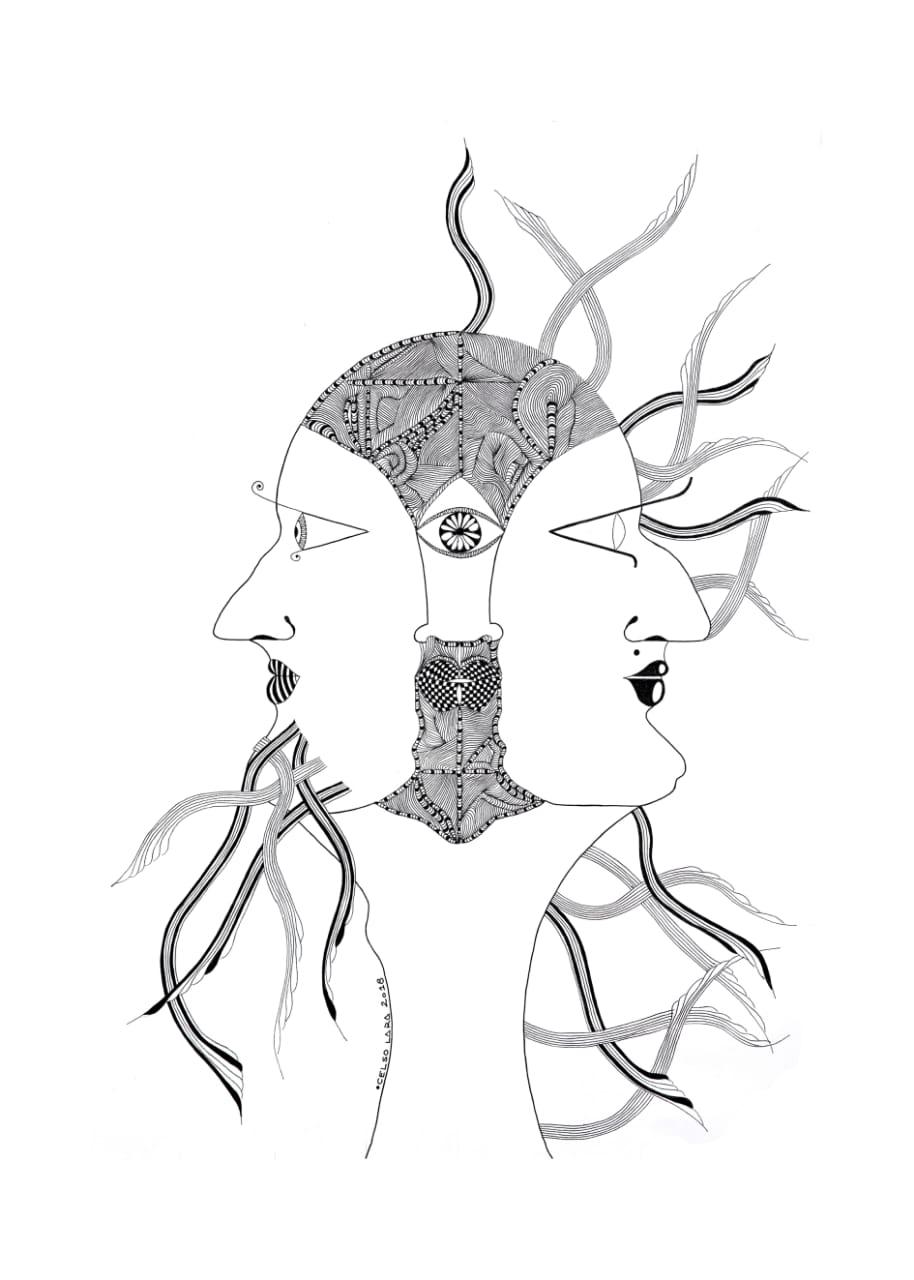 Obra VII por Celso Lara