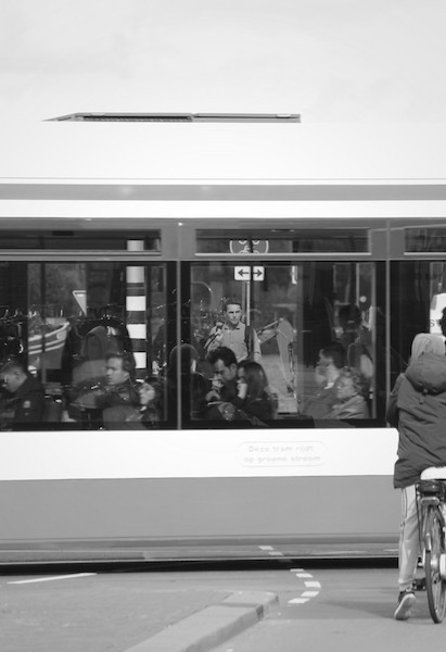 Olhar Atento - Amsterdam, 2018 por Henrique Corregedor