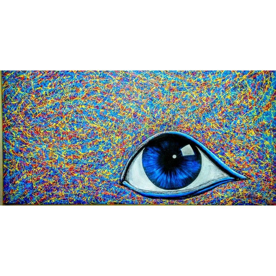 Olho de Peixe por Ricardo Bahia