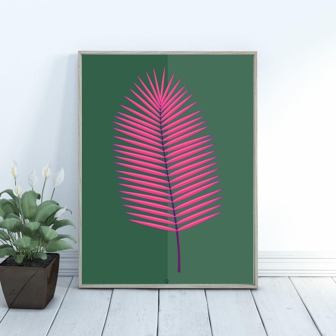 Palmeira por Leo Fonteviva