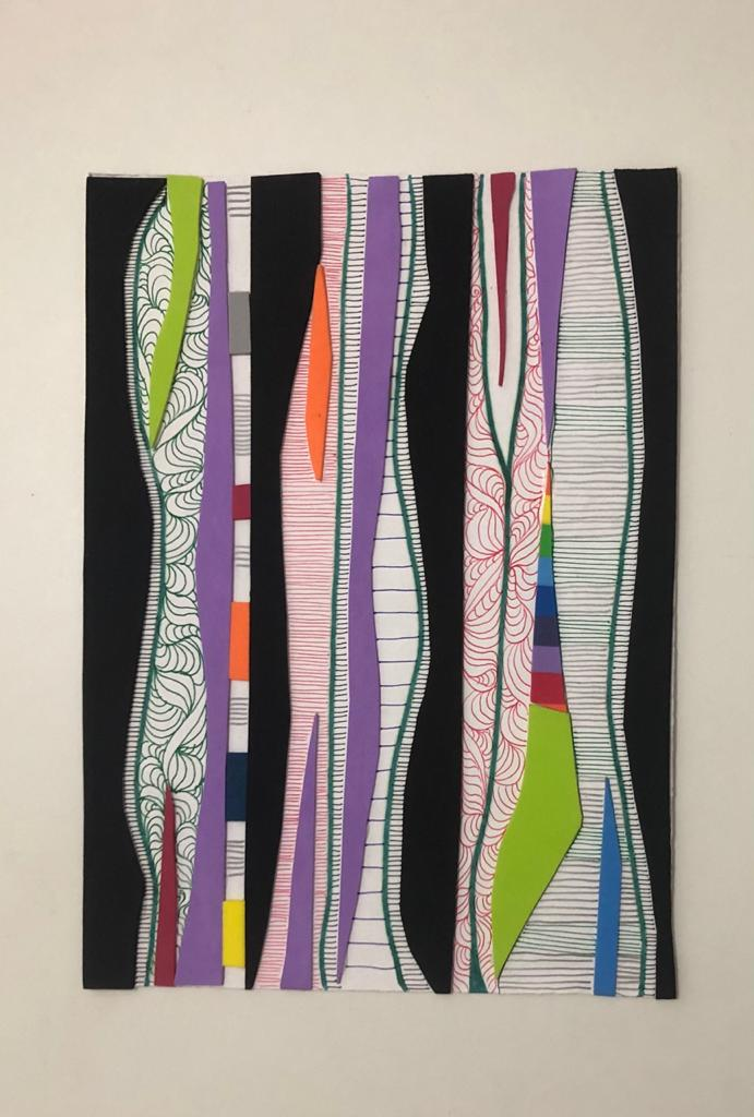 Lilás linhas por Paulo Mendes Faria
