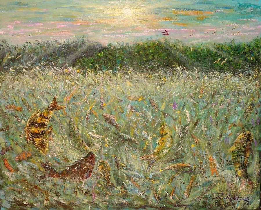 Piracema por Prado