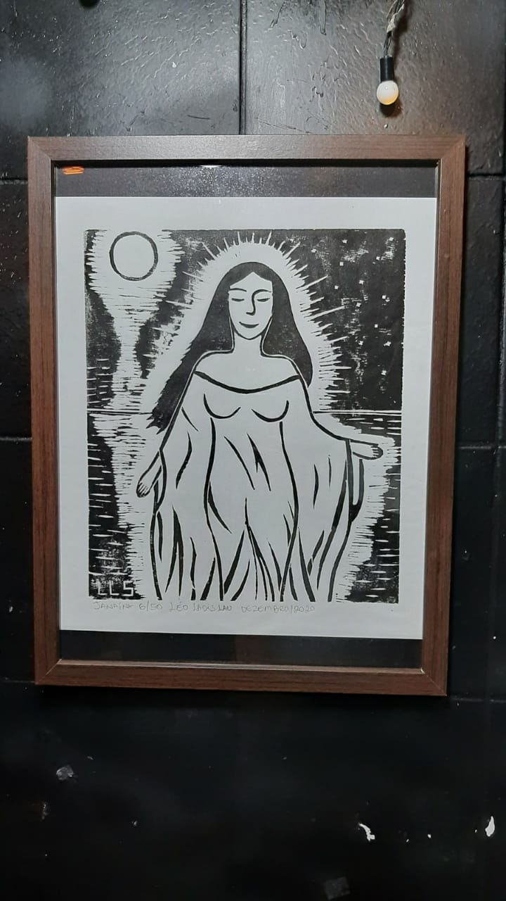 Janaína por Leo Ladislau