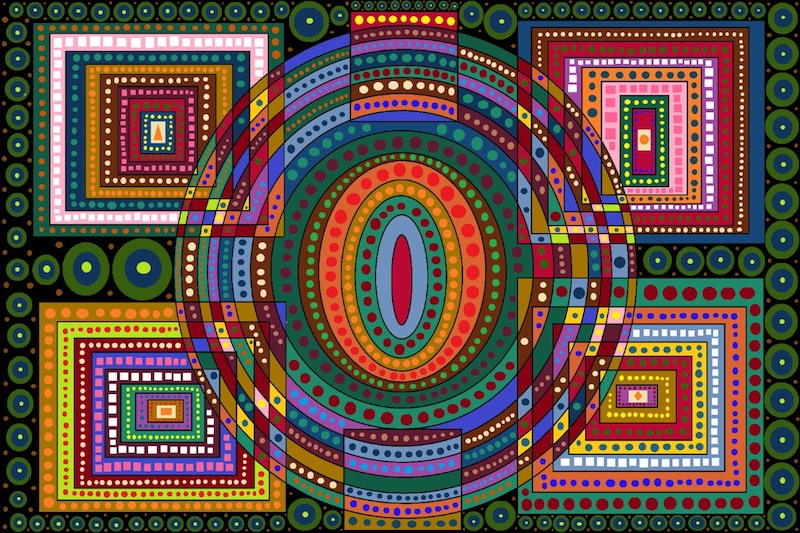 Quadricírculo por R. F. Bongarten