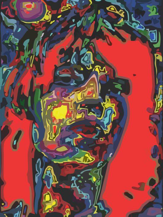 Rolling Stones por Samuel Machado