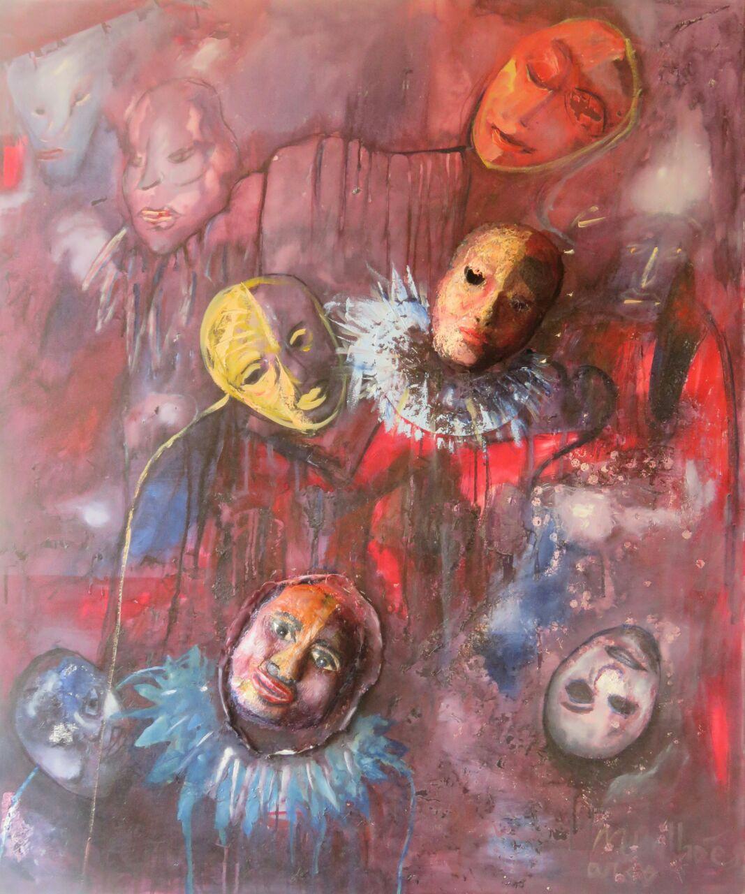 Rostos Ocultos por Marco Bulhões