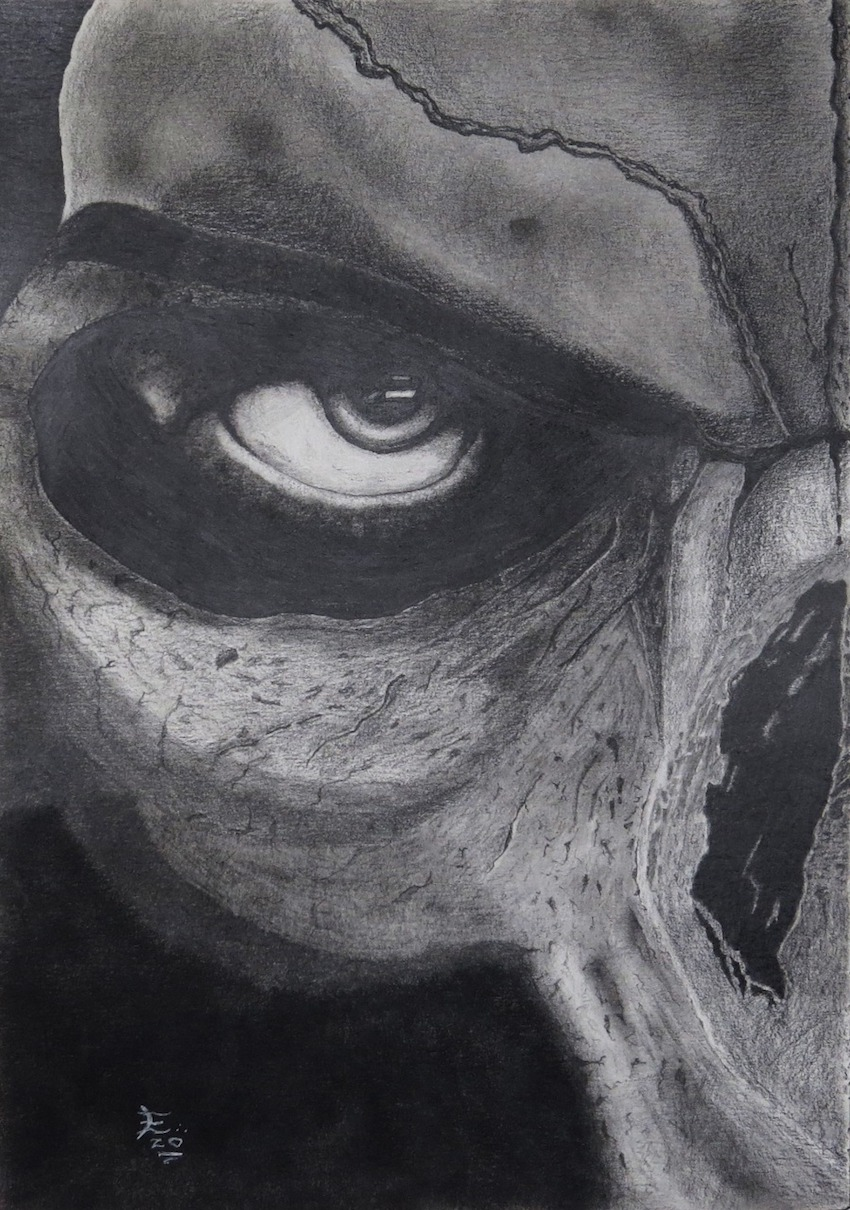Skeletor por Arnaldo Etrusco