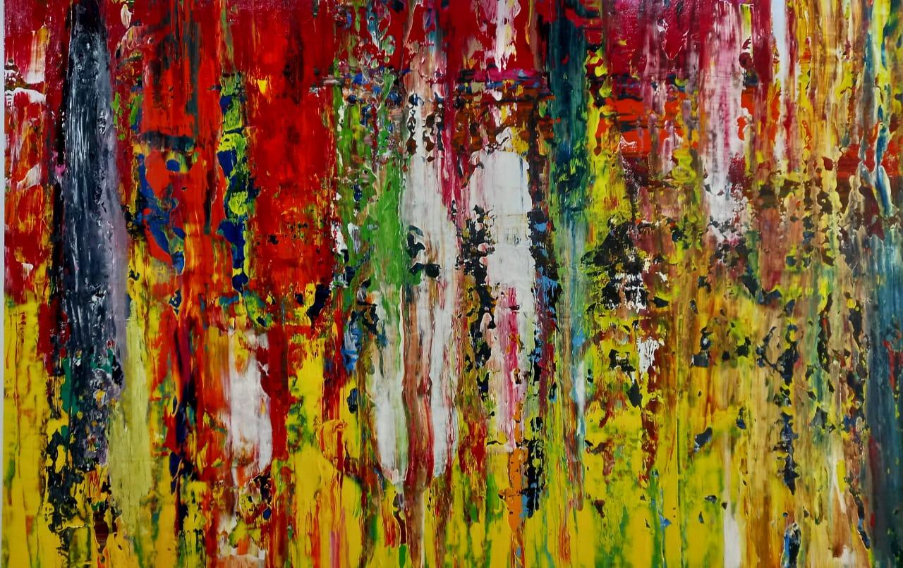 Terra do fogo por Norberto Noschang