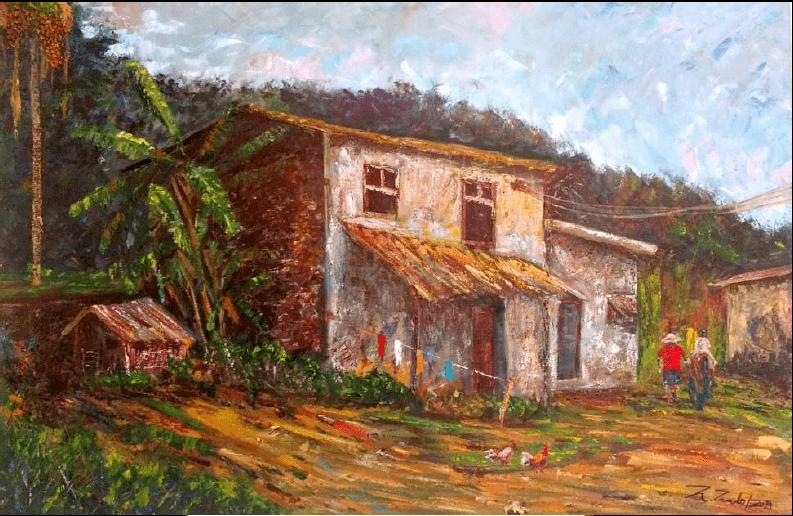 Vila Amazonas por Rosemberg Prado