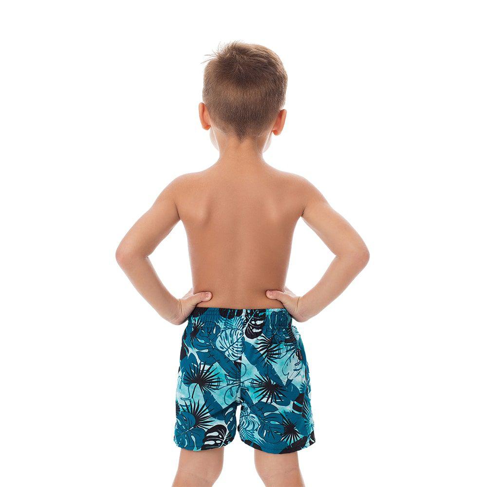 Short Infantil Masculino Estampado