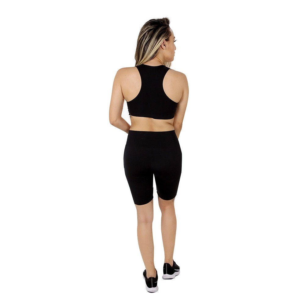 Top Fitness de Academia Feminino Nadador