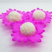 Forminhas para Doces - Pink - F122 Viscose - 50 un