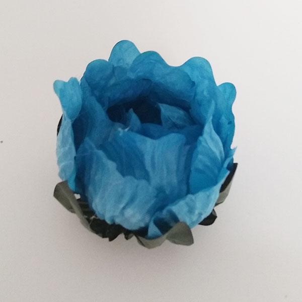 Forminhas para Doces - Azul Petróleo - F281 Papel - 40 un