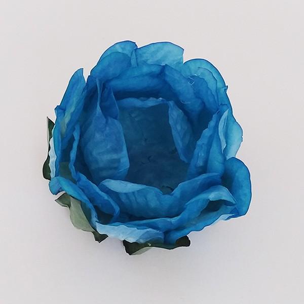 Forminhas para Doces - Azul Petróleo - F283 Papel - 30 un