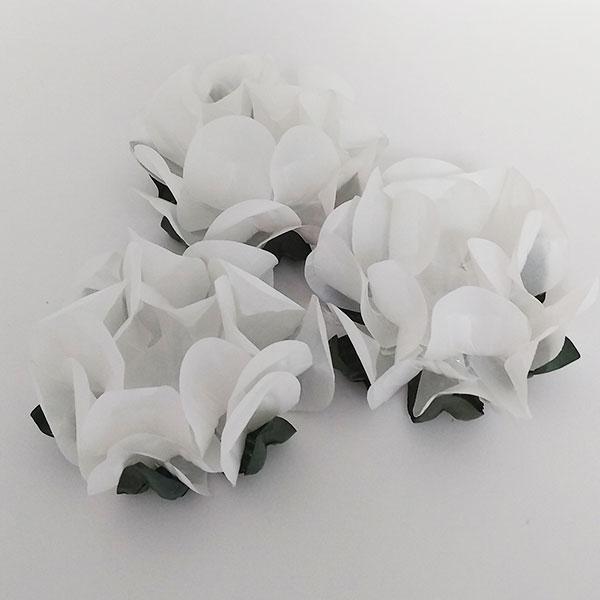Forminhas para Doces - Branco - F286 Papel - 30 un