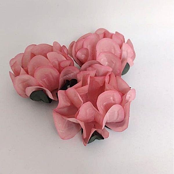 Forminhas para Doces - Rosa Chá - F286 Papel - 30 un