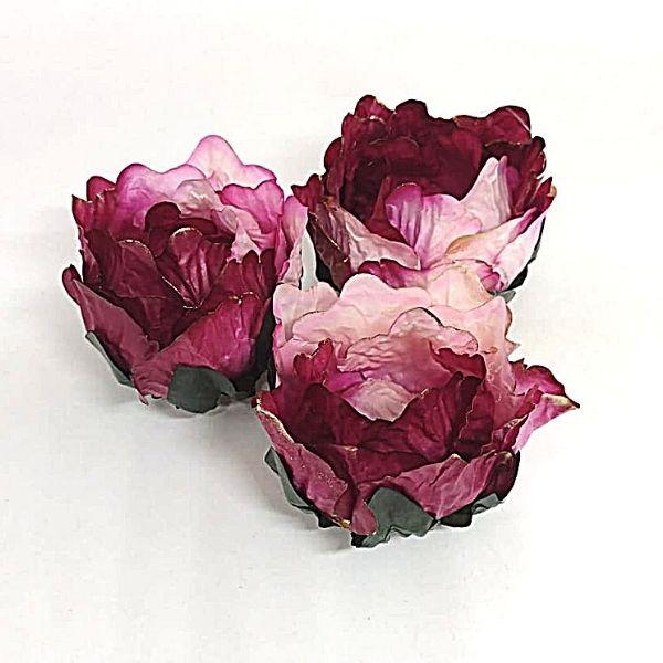 Forminhas para Doces - Rosa Seco com Vinho - F281 Papel - 40 un