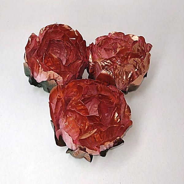 Forminhas para Doces - Rose Gold - F283 Papel - 30 un