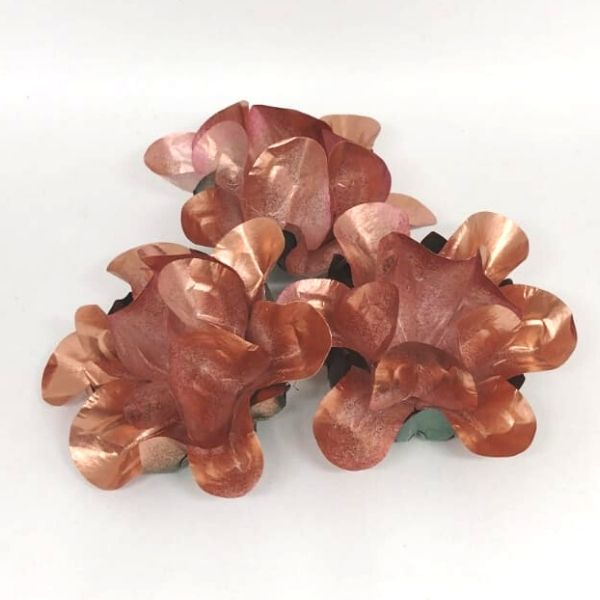 Forminhas para Doces - Rose Gold - F299 Papel - 30 un