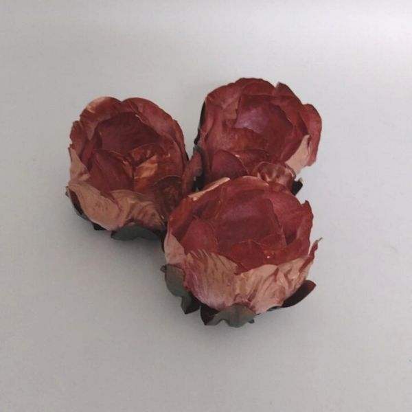 Forminhas para Doces - Rose Gold - F301 Papel - 30 un