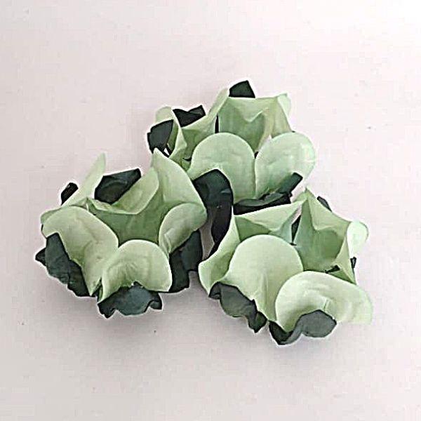Forminhas para Doces - Verde Água - F289 Papel - 30 un