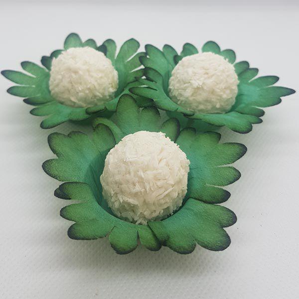 Forminhas para Doces - Verde Musgo - F122 Viscose - 50 un