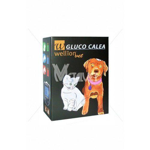GLICOSÍMETRO VETERINÁRIO GLUCO CALEA
