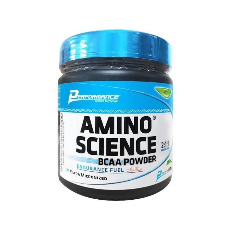 Amino Science BCAA Powder 300g Performance Nutrition