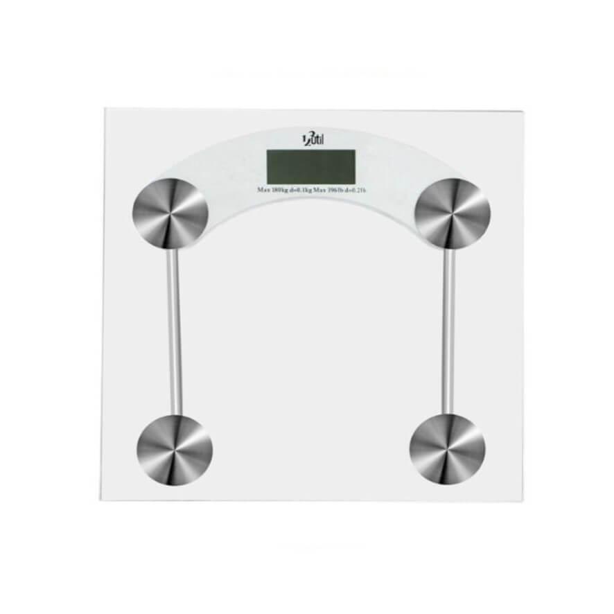 Balança de Banheiro Digital 180kg - 123 Útil