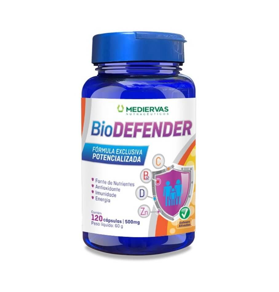Biodefender Suplemento Alimentar - Mediervas