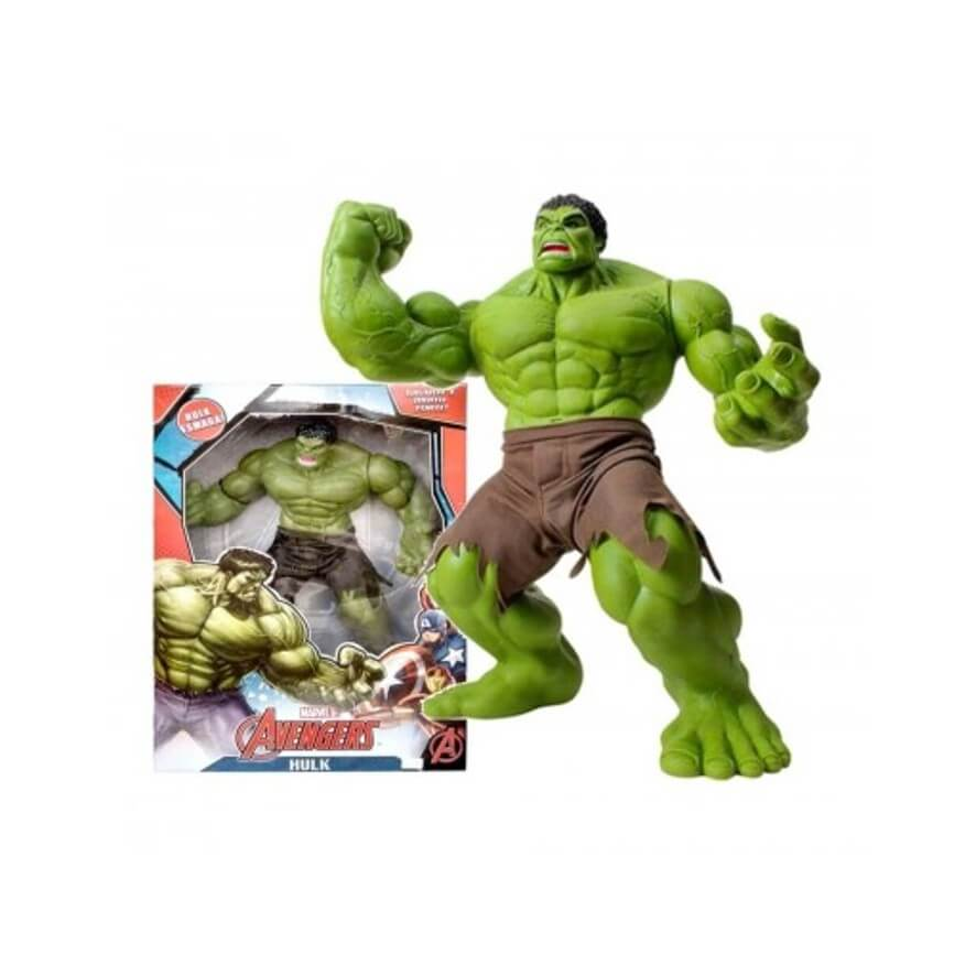Boneco Hulk Verde Premium - Mimo