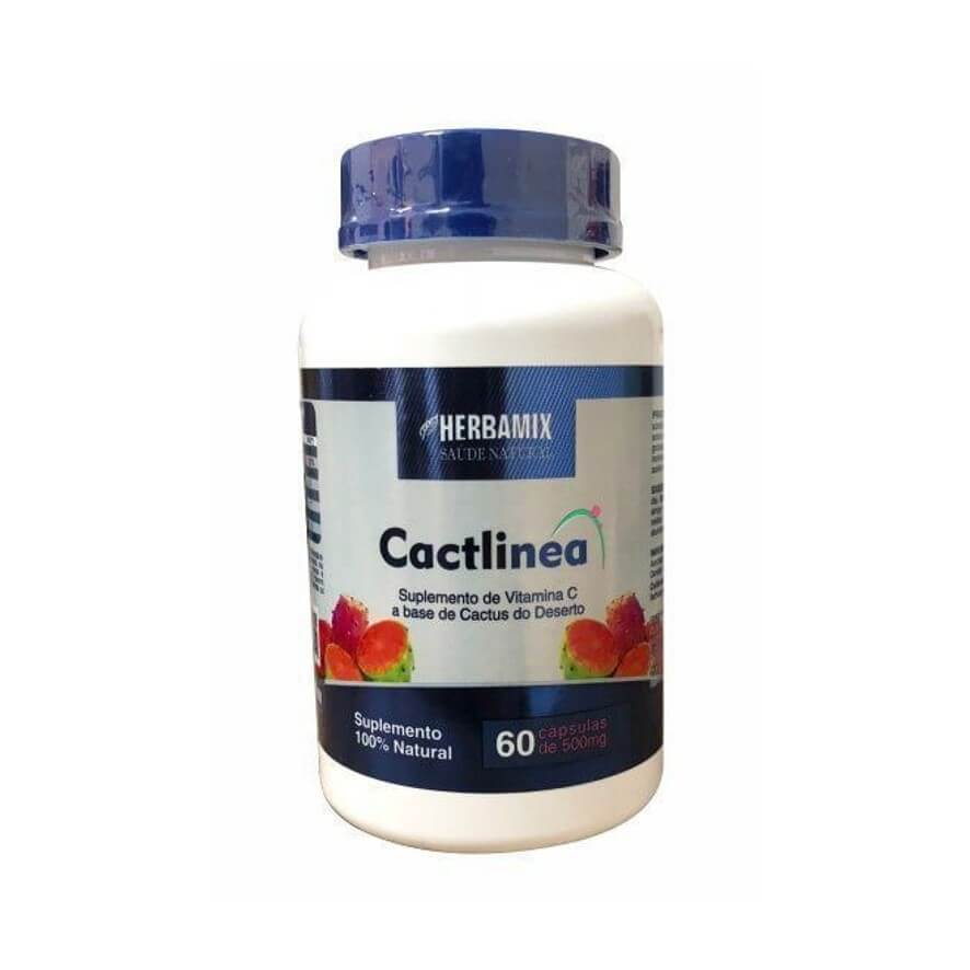 Cactlinea 60 Cápsulas - Herbamix
