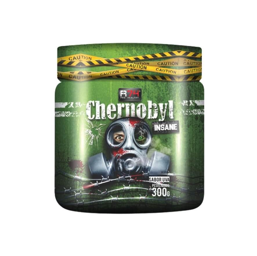 Chernobyl Insane Pré-Treino 300g R74