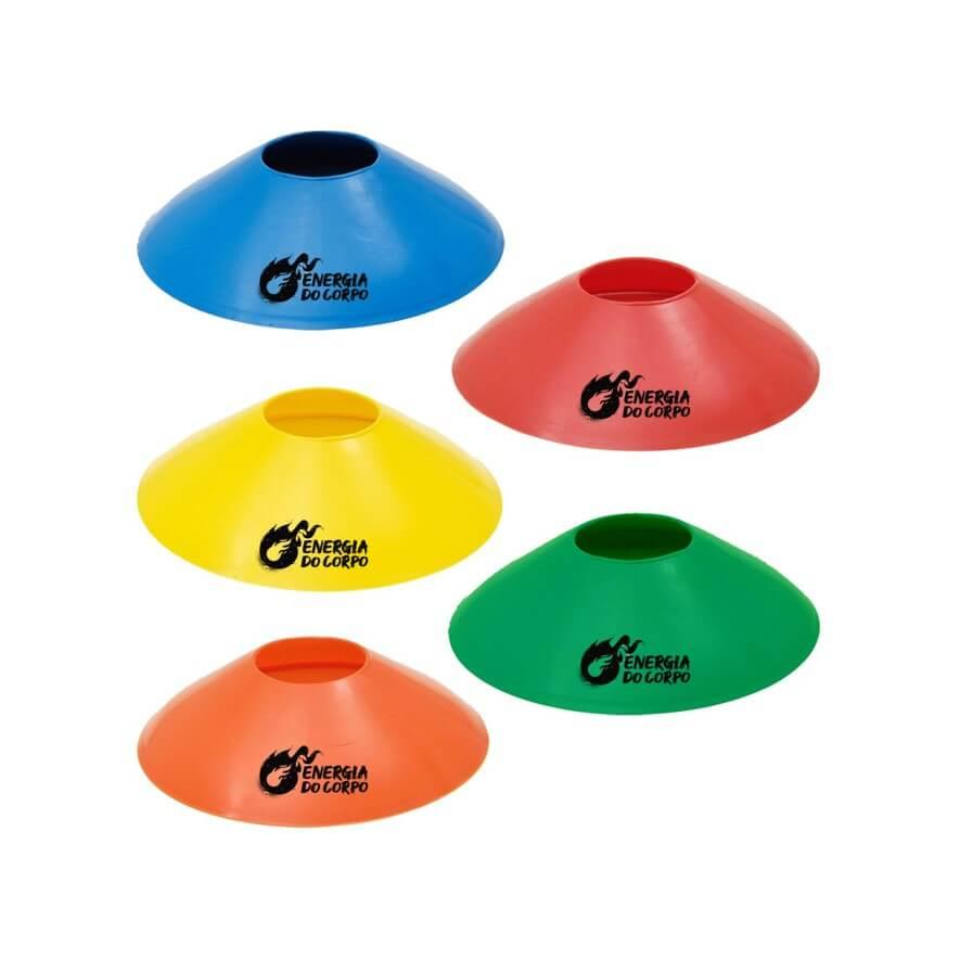 Cone de Agilidade (Chapéu Chinês) Energia do Corpo