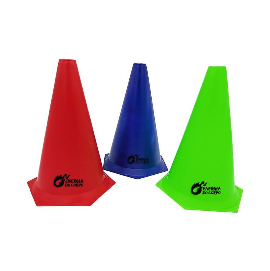 Cone para Treinamento 24 cm Energia do Corpo