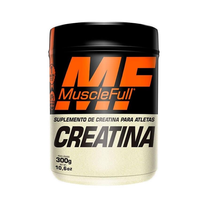 Creatina Monihidratada e Micronizada MuscleFull