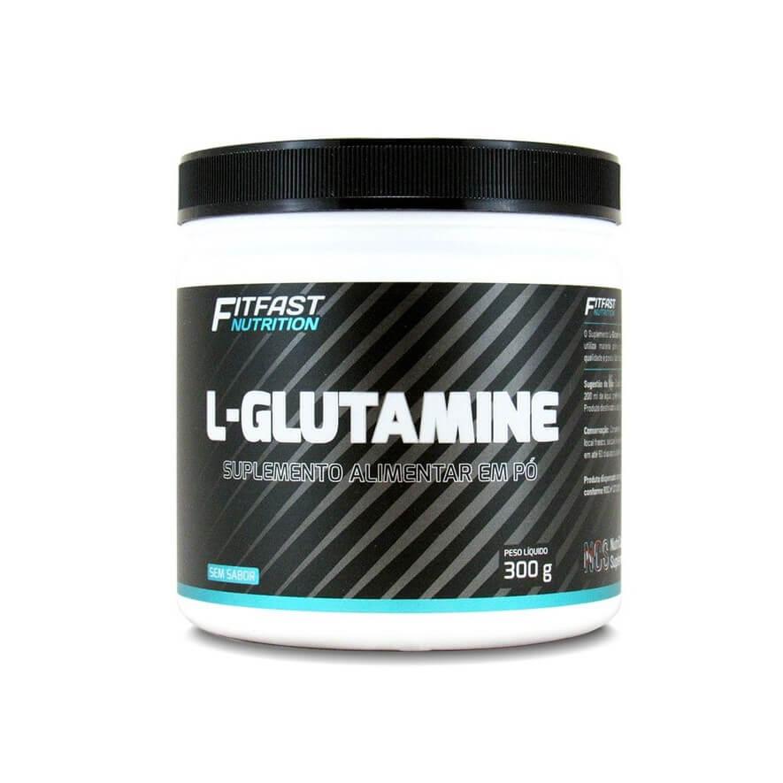 Glutamina Fit Fast