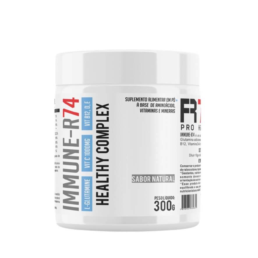 Imune Healthy Glutamina 300g Natural - R74