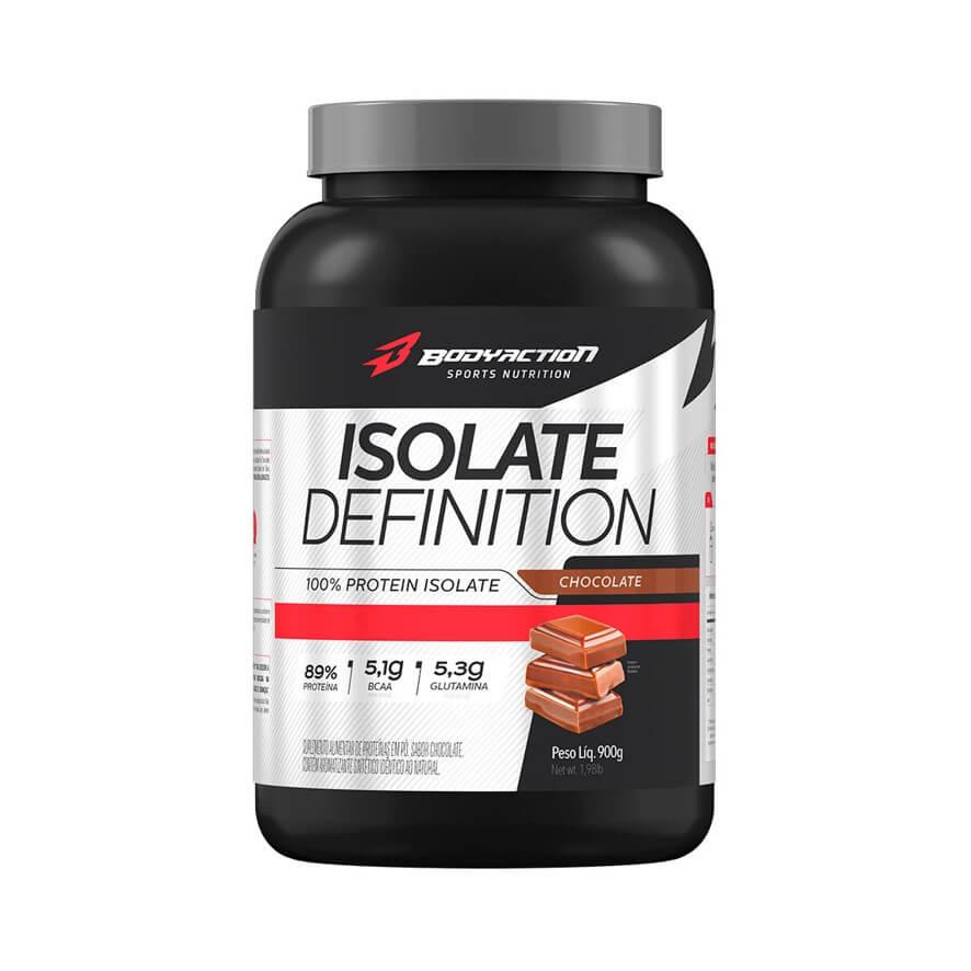 Isolate Definition BodyAction