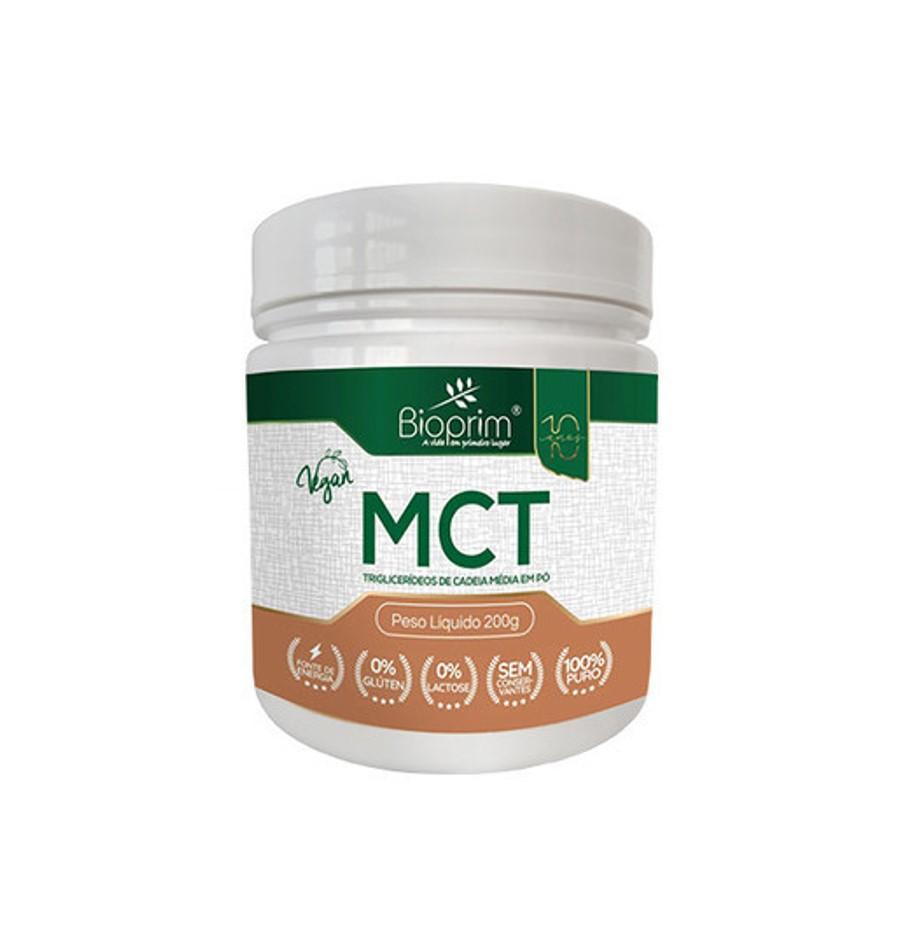 MCT Triglicerídeos de Cadeia Média 200g - Bioprim