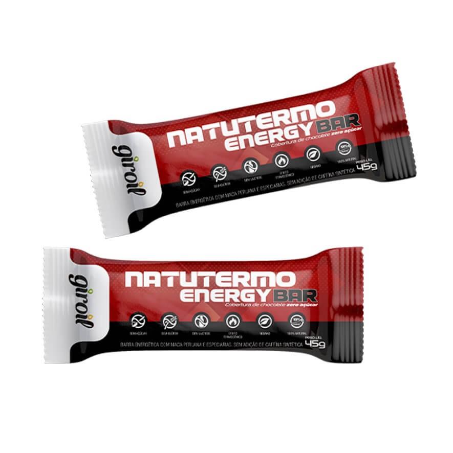 NatuTermo Energy Bar 45g Giroil