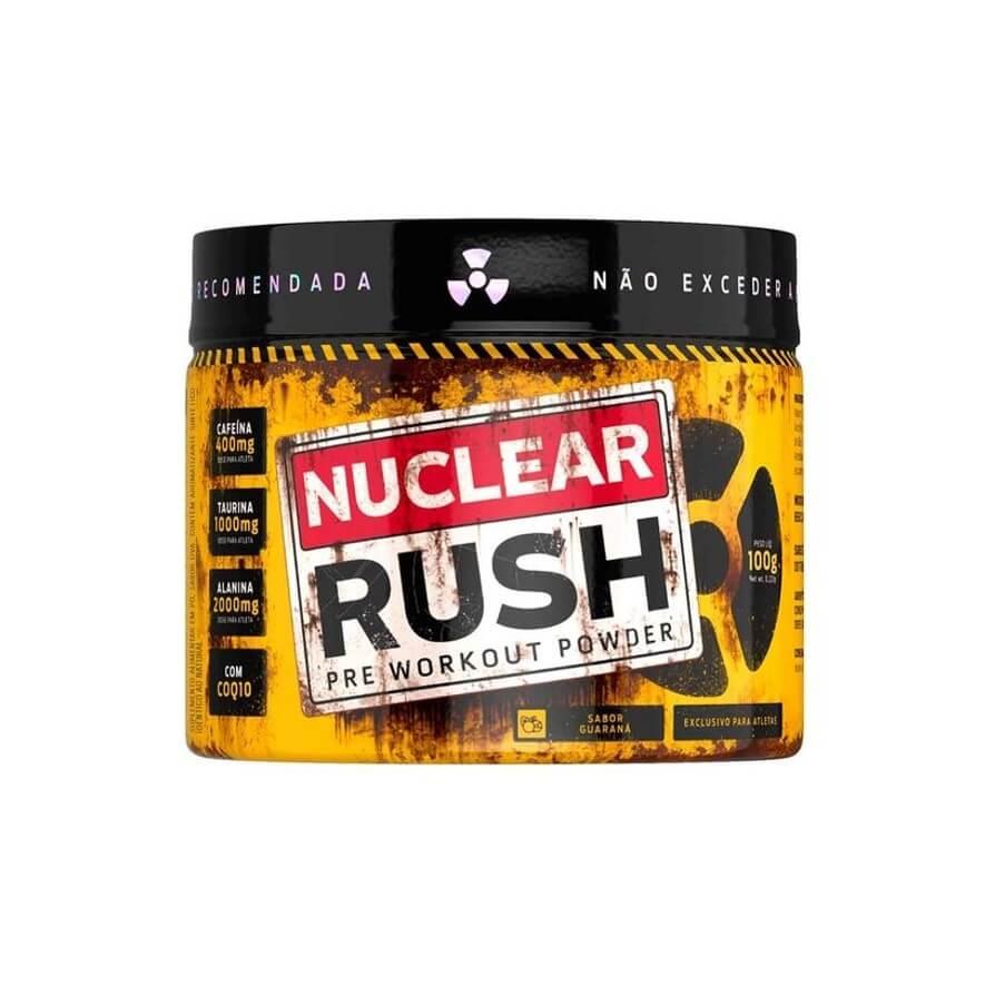 Nuclear Rush Pré-Treino 100g BodyAction