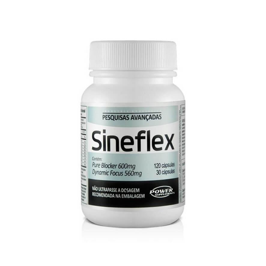 SineFlex Power Supplements 150 Caps